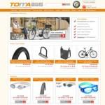 Sport- und Fahrradfachhändler www.Toma-Versand.com