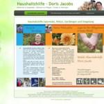 Haushaltshilfe Salzwedel - Doris Jacobs