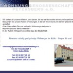 Wohnungsgenossenschaft Petersberg e.G.