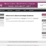 Deubatt.net - Traktionsbatterie Shop