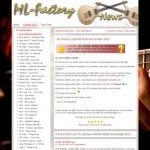 ML Factory Gitarren Bau Contest 2013