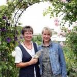 Offener Garten auf dem Haselnusshof in Binde