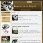 Dalmatiner von der Ohrewiese Dalmatiner Zucht Familie Sacher Steimke / Altmark
