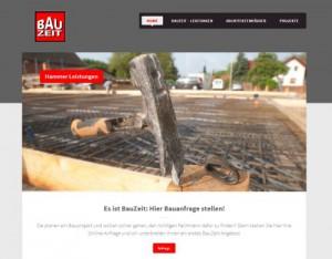 Betonsaegen und Betonbohren mit der BauZeit GmbH Salzwedel