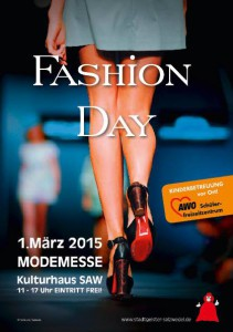 Fashion Day 2015 Stadtgeister Salzwedel