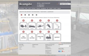 Krampitz Lagertanks Shop