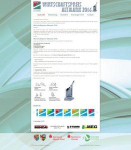 Wirtschaftspreis Altmark 2016