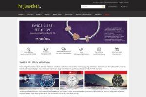 ihrjuwelier24.de - Uhren und Schmuck