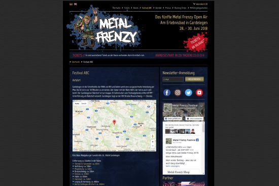 Metal Frenzy Open Air Gardelegen 2018