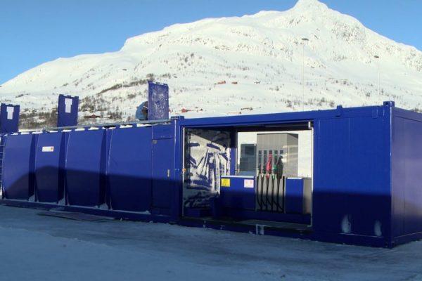 Krampitz Universal tank container