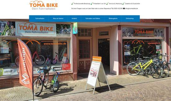 Toma Bike Shop Salzwedel